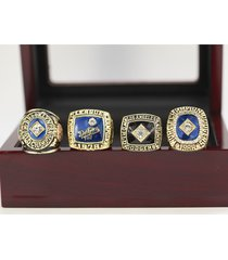 los angeles dodgers 1955 1978 1981 1988 world series baseball championship ring