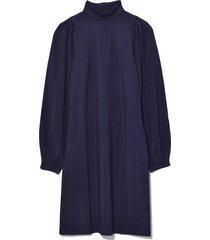 ildi dress in dark navy