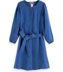 drapey shirt dress,