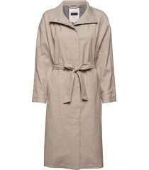 obipw otw trenchcoat lange jas beige part two
