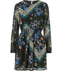 klänning onlnina l/s short dress