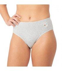 calcinha boxer mescla capricho - 545.026 capricho lingerie boy short multicolorido