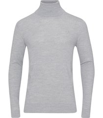 polotröja merino knit roll-neck