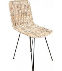 krzesło rattan milazo