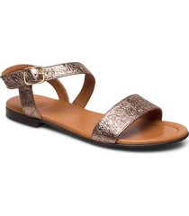 sandals 8714 shoes summer shoes flat sandals guld billi bi
