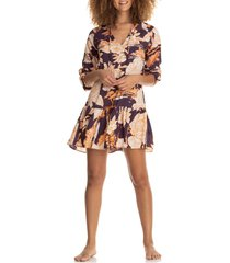 women's maaji wonderland dreams tunic cover-up