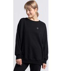 bluza z wilkiem-czarny(la-057)