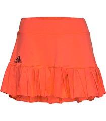 match skirt primeblue kort kjol orange adidas tennis