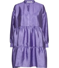 margo shirt dress 11244 korte jurk paars samsøe samsøe
