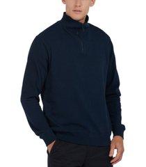 barbour men's harbour half-zip sweater