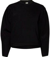 jameela blouse lange mouwen zwart baum und pferdgarten