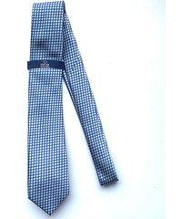 corbata azul oscar de la renta 02-gb2719-c