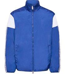 armani exchange blouson jacket dun jack blauw armani exchange