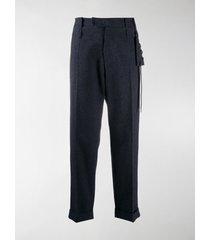 craig green straight leg trousers