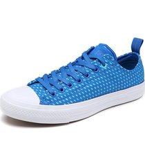 tenis converse ct155507c azul