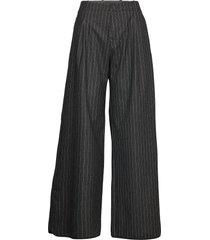 akita trousers wijde broek grijs hope
