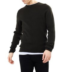sweater brave soul khaki - calce regular
