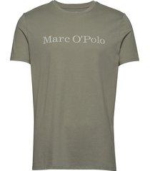 t-shirt t-shirts short-sleeved grön marc o'polo