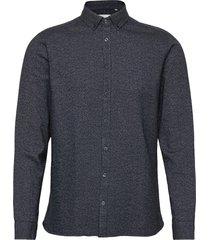 anton bd ls shirt skjorta casual blå casual friday