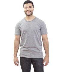 camiseta 4 ás listrada masculina