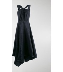 a.w.a.k.e. mode andie knot front dress
