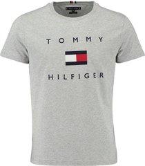 t-shirt flag grijs