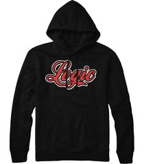 logic young sinatra young jesus hip hop pull over hoodie
