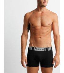 cueca boxer lupo microfibra sem costura - masculino