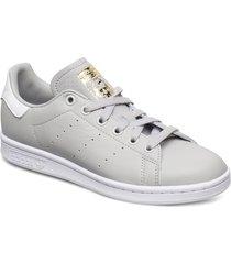 stan smith w låga sneakers grå adidas originals