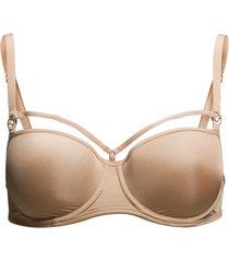md space odyssey balc. bra camel lingerie bras & tops push-up bra beige marlies dekkers