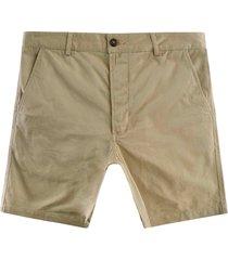 norse projects twill deck shorts | tan | 00135-tan