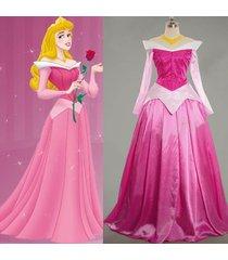 princess aurora dress aurora costume sleeping beauty pink dress for adult girl