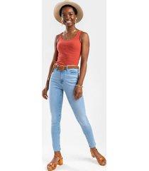 levi's® 721 high waist skinny jeans - lite