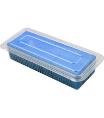 bloq mini salon expert azul x 24pcs