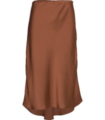 laura skirt knälång kjol brun designers, remix