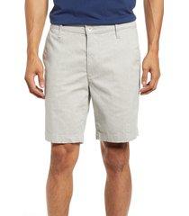 ag wanderer print chino shorts, size 30 in maddox fade to graye at nordstrom