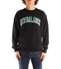sweater new balance mt03515bk