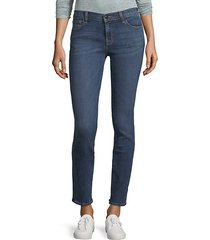 maude mid-rise skinny jeans