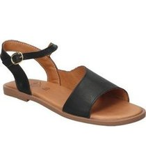 sandalen top3 sandalias 21615 moda joven negro
