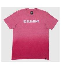 camiseta m/c brain - rosa - gg