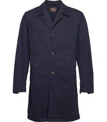 colombo coat tunn rock blå oscar jacobson
