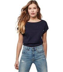 g-star d16277 c109 noxer t shirt and tank women blue