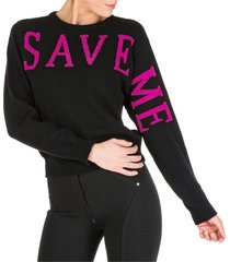 alberta ferretti jumper sweater crew neck round save me