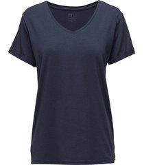 adele tee t-shirts & tops short-sleeved blå minus