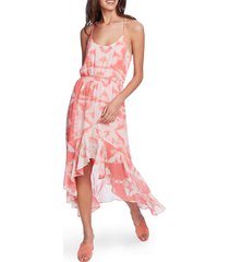 women's 1.state tie dye high/low dress
