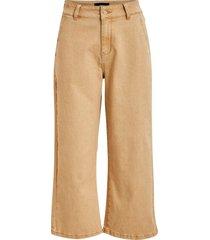 jeans objmarina mw twill jeans 108