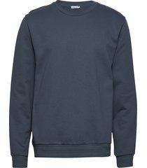 m. isaac sweatshirt sweat-shirt trui blauw filippa k