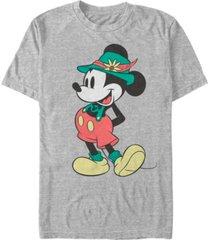 fifth sun men's lederhosen basics short sleeve t-shirt