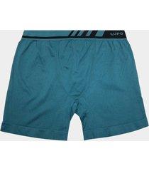cueca boxer lupo microfibra plus size - masculino