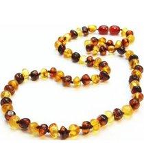 collar ambar altermado casual multicolor arany joyas